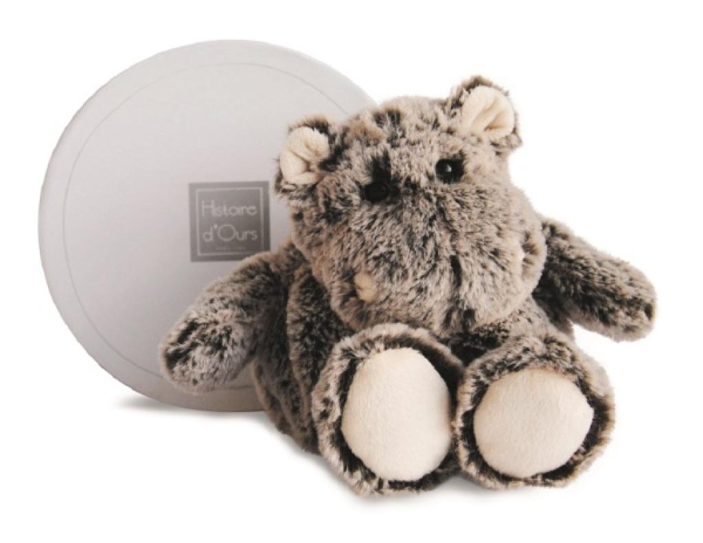 Histoire d Ours Peluche Hippo PM - Boulidoux - 20 cm