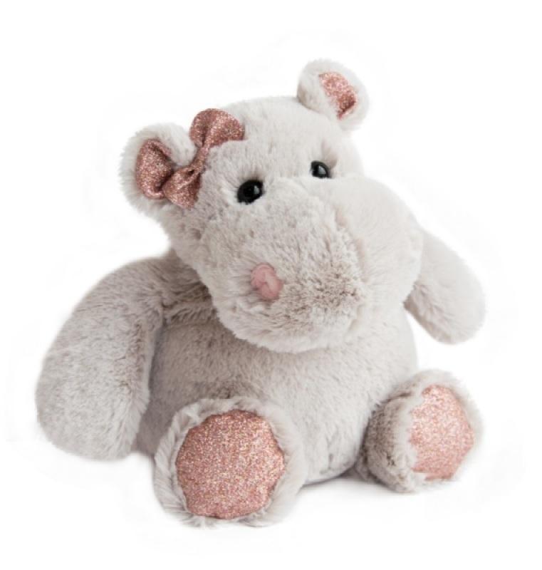 Histoire d Ours Peluche Hippopotame Hippo Girl - 25 cm