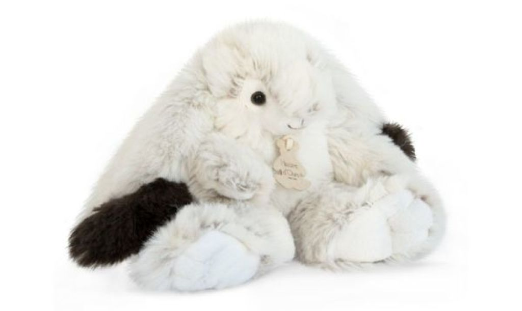 Histoire d Ours Peluche Lapin Ulysse Softy - 20 cm