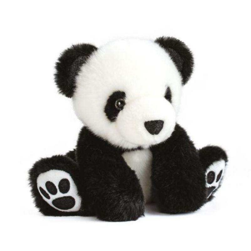 Histoire d Ours Peluche Panda So Chic 17 cm