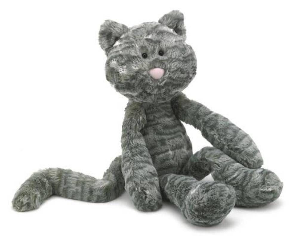 Jellycat Peluche Chat Merrydays 41 cm