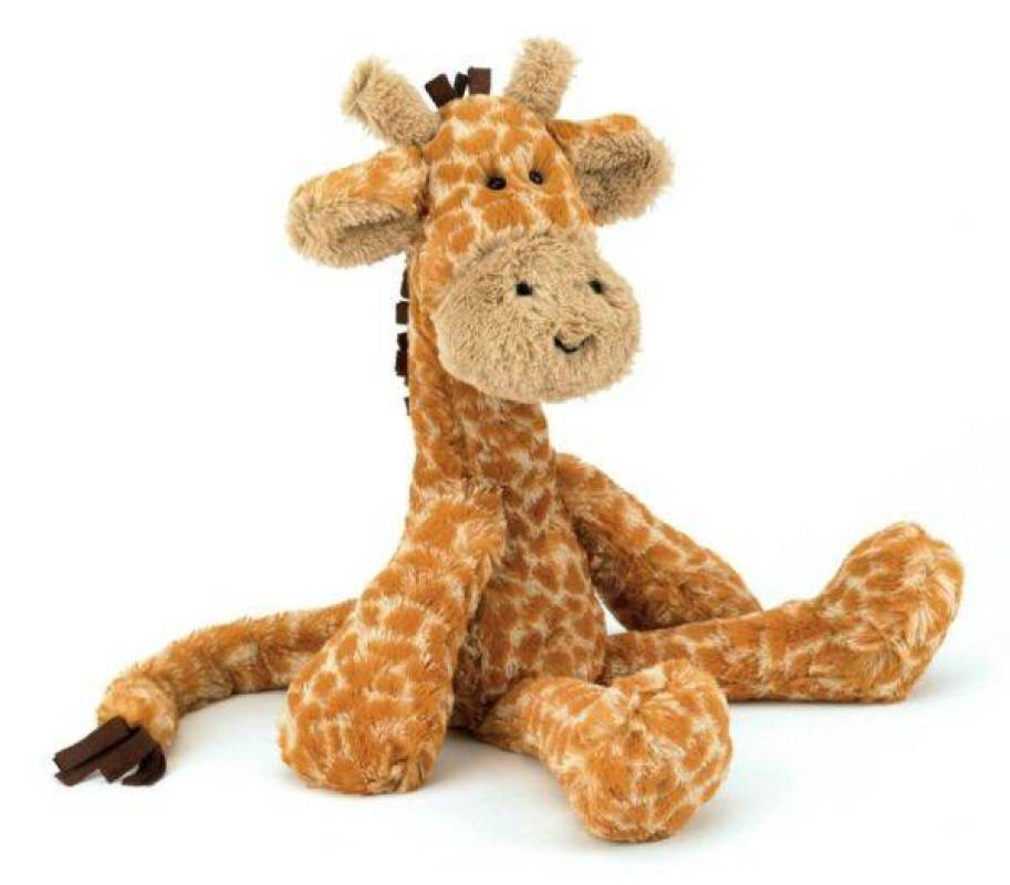 Jellycat Peluche Girafe Merrydays 41 cm