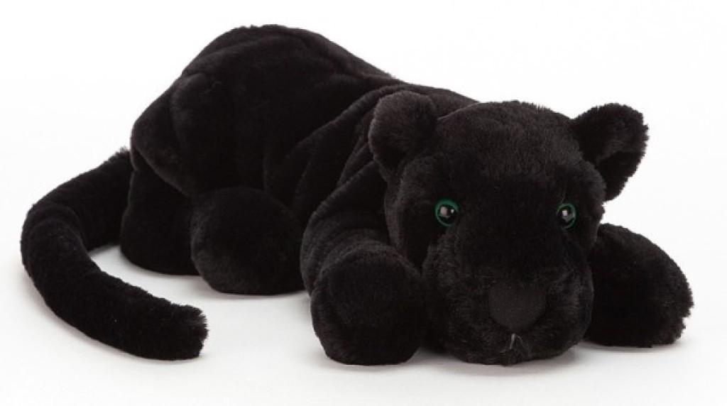 Jellycat Peluche Panthère Noire Paris - 29 cm