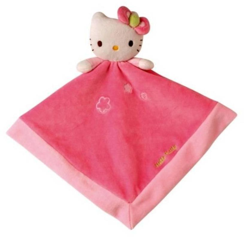 Jemini Doudou Baby Hello Kitty