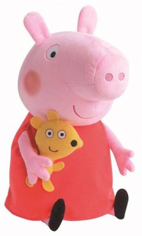 Jemini Peluche Peppa Pig - 25 cm