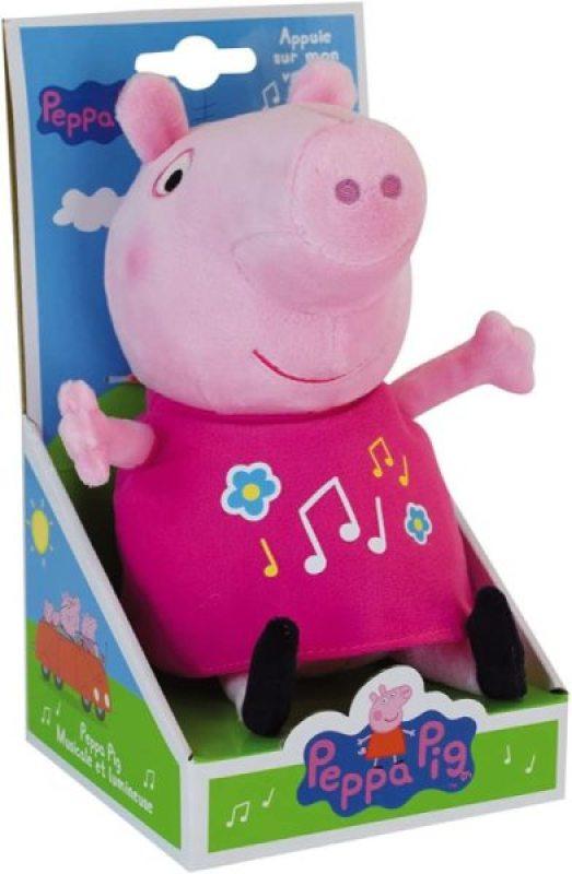 8 Petites Assiettes en Carton Peppa Pig 18 cm Generique