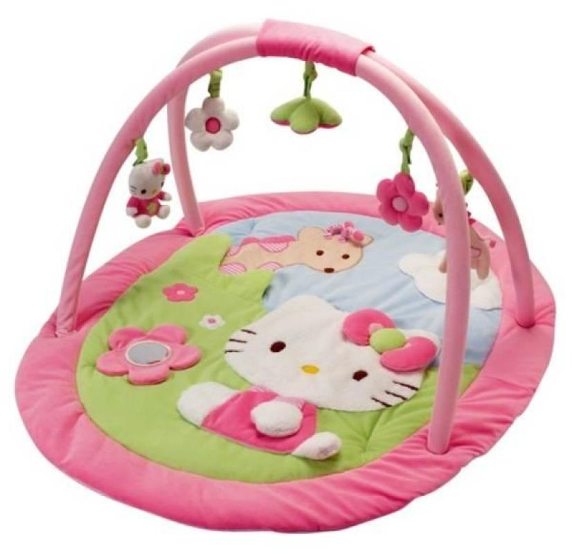 Jemini Tapis Eveil Hello Kitty