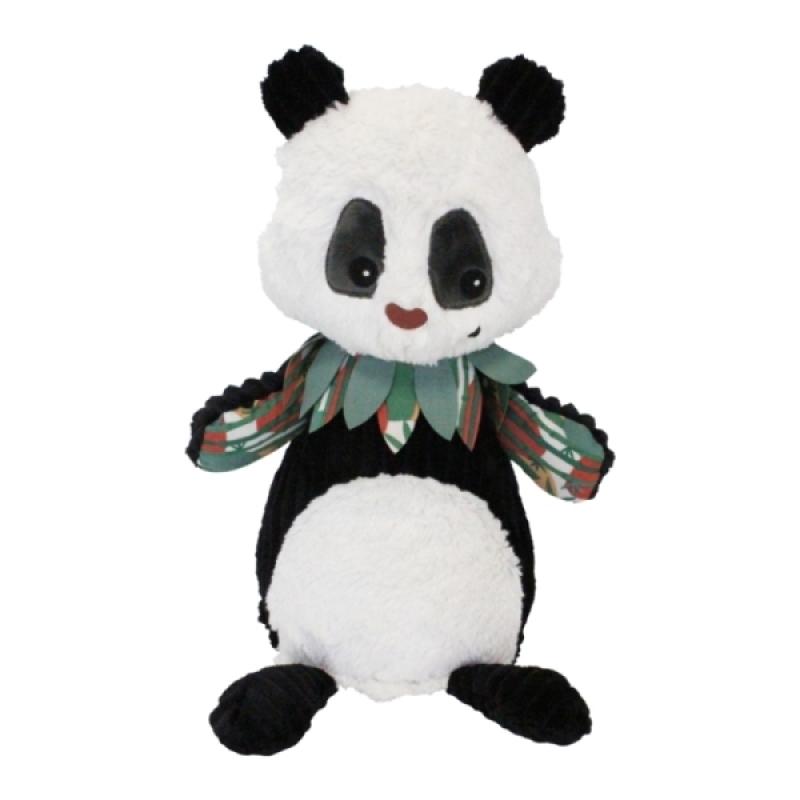 Peluche Rototos le Panda - 36 cm de chez Les Déglingos, collection Rototos le Panda