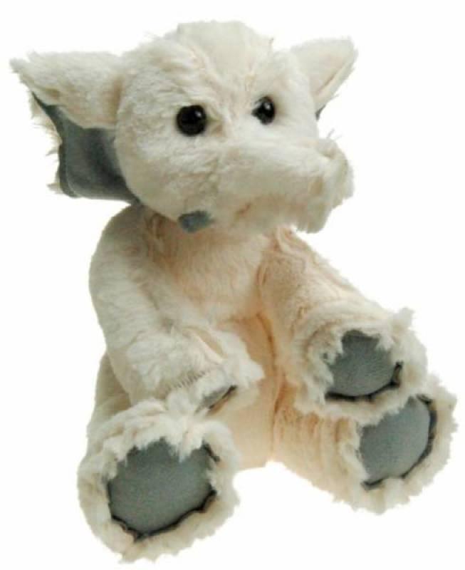 Les Petites Marie Peluche Eléphant Freluche - 22 cm