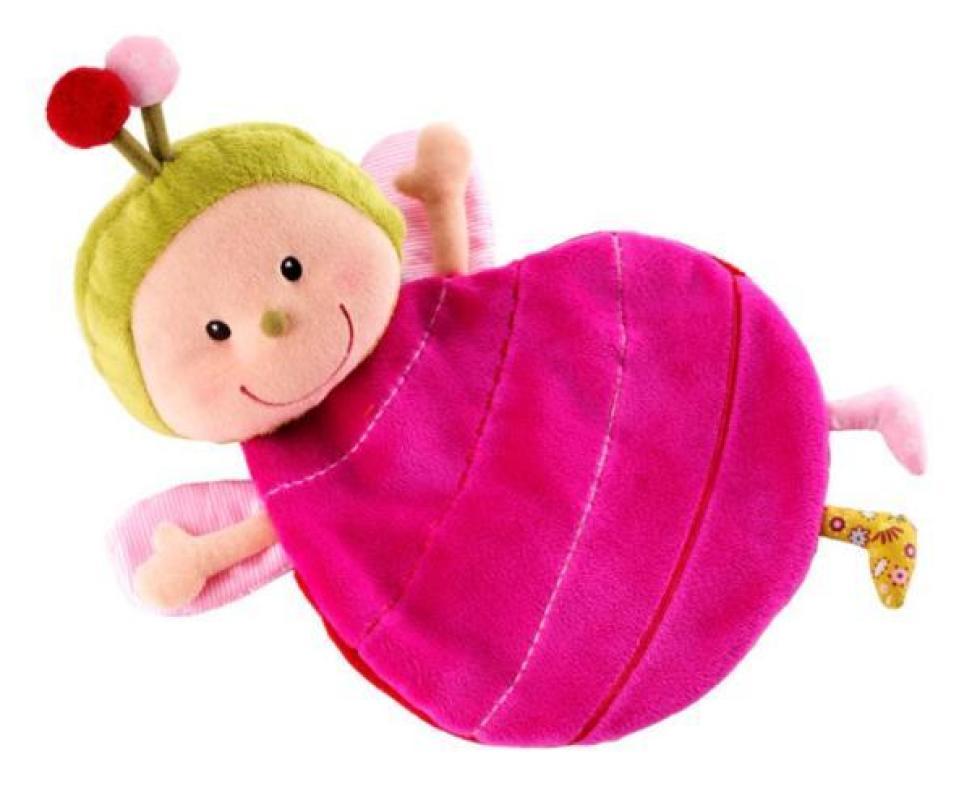 Lilliputiens Doudou Marionnette Liz