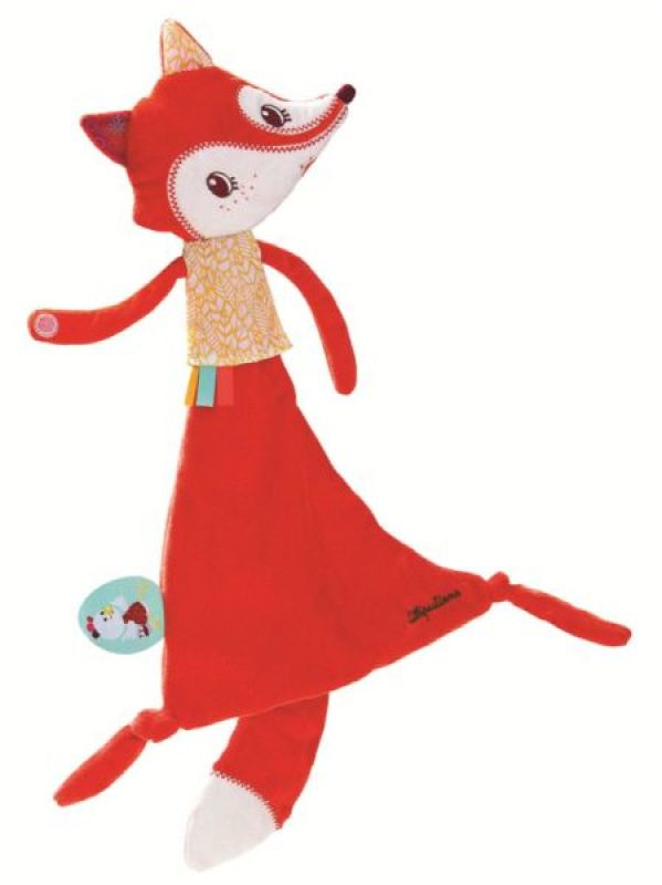 Lilliputiens Doudou Renarde Alice