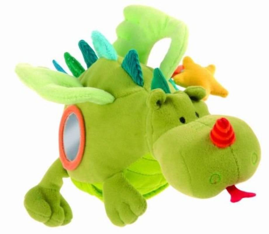 Lilliputiens Hochet Acti-Dragon Walter