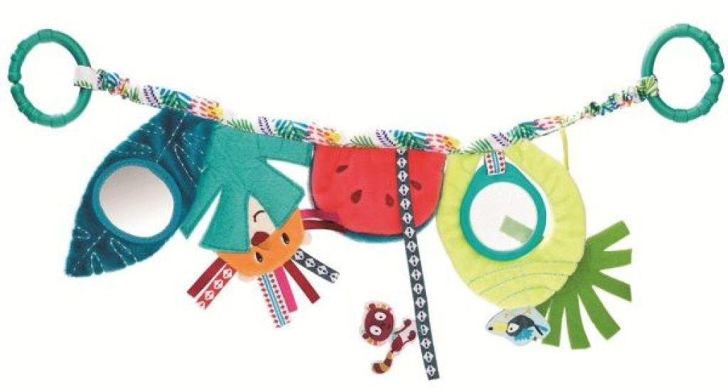 jouet Lémurien Georges en Promenade de chez Lilliputiens, collection