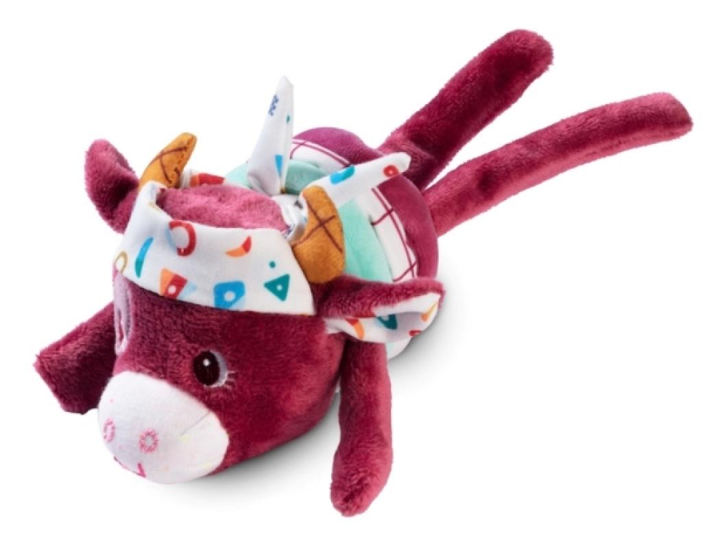 Lilliputiens Mini Dansant Vache Rosalie
