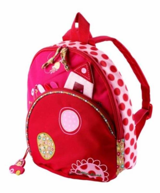 Sac à dos cartable Liz - Lilliputiens BRxqKpx