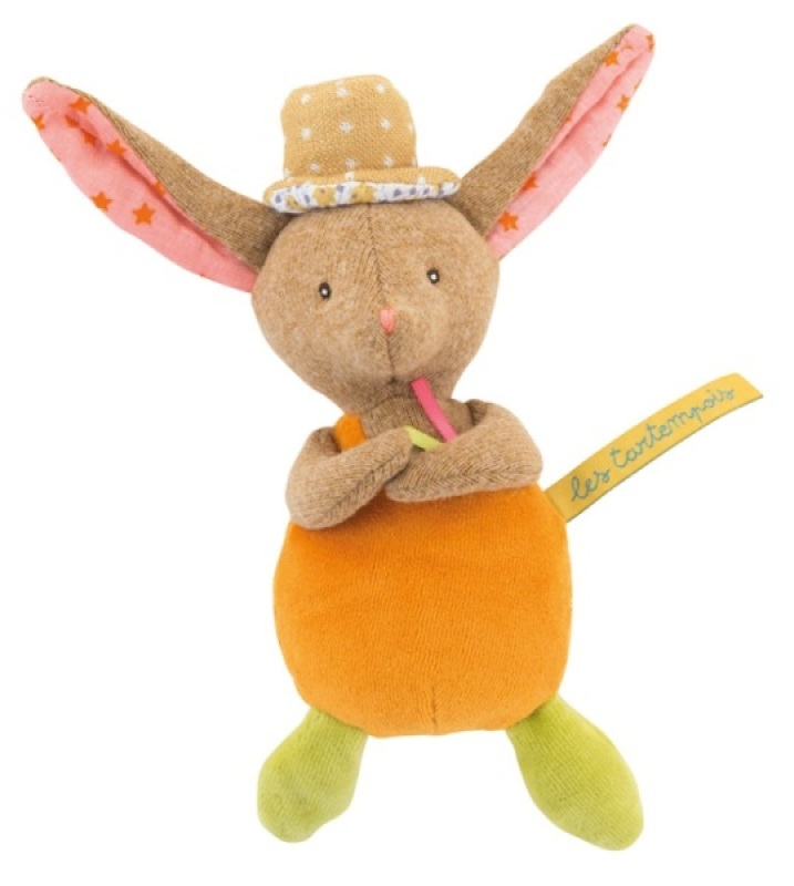 Moulin Roty Hochet Lapin Les Tartempois - 20 cm