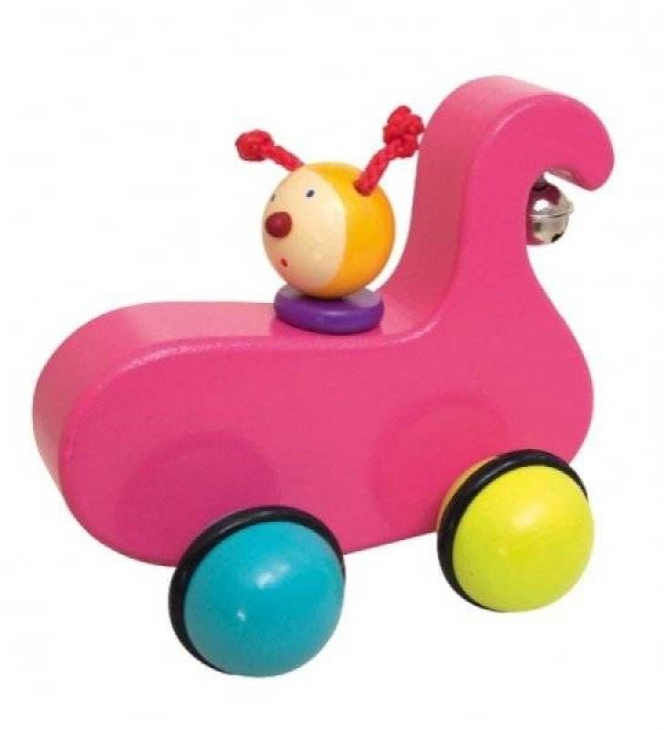 Moulin Roty Voiture Fassolle Dragobert