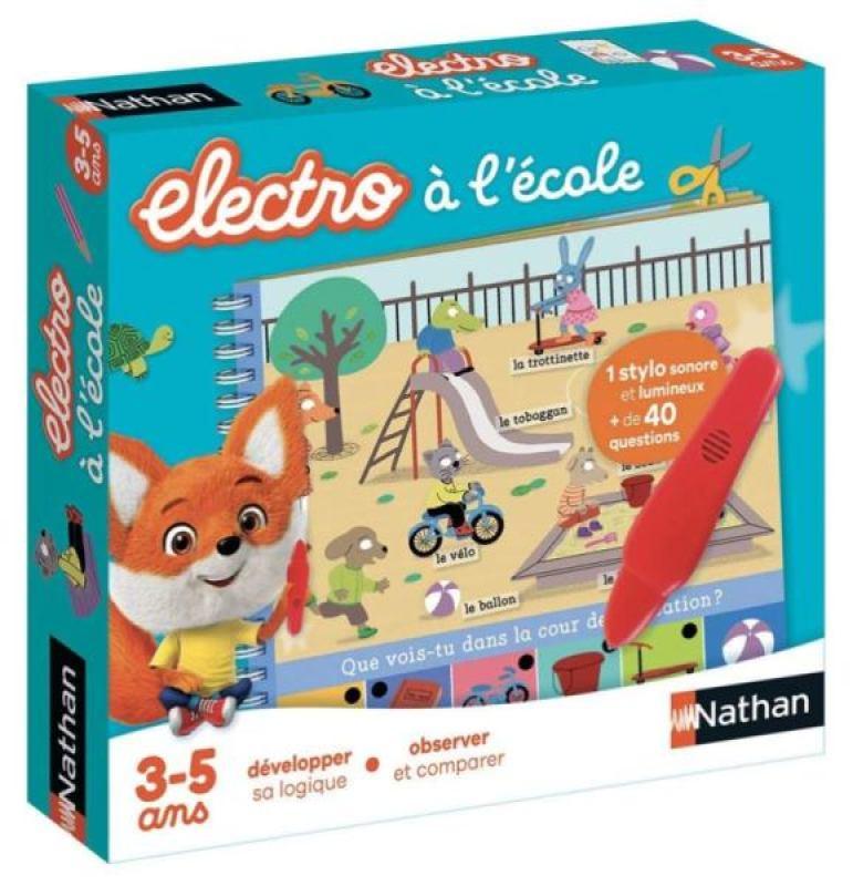 Nathan Jeux Electro à l'école