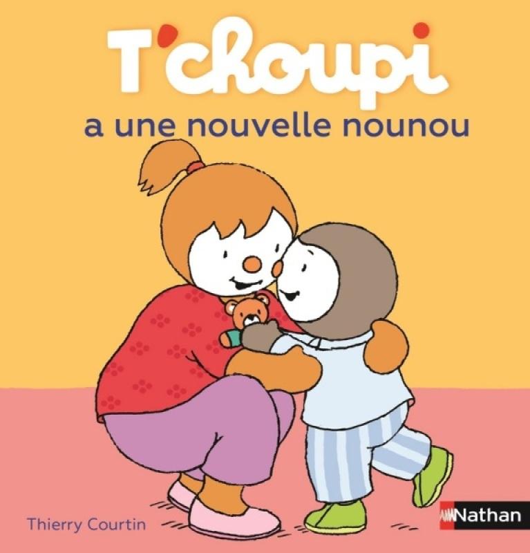 Livre Tchoupi A Une Nouvelle Nounou