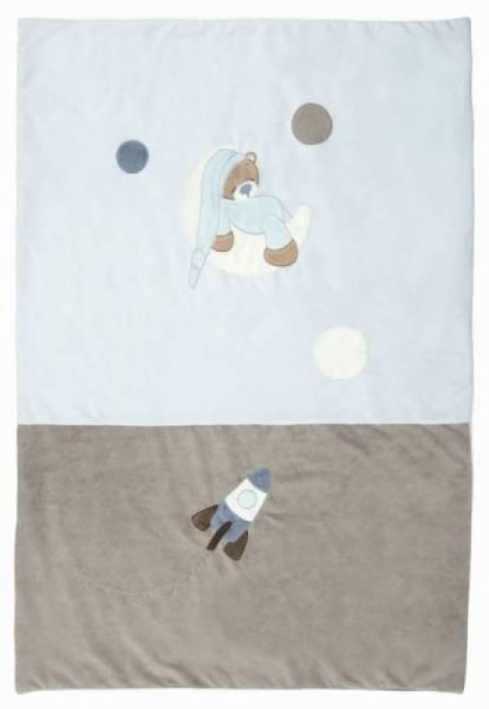 Nattou Edredon Ours Milo - 120x85 cm