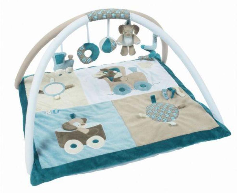nattou tapis eveil gaston et cyril doudouplanet. Black Bedroom Furniture Sets. Home Design Ideas