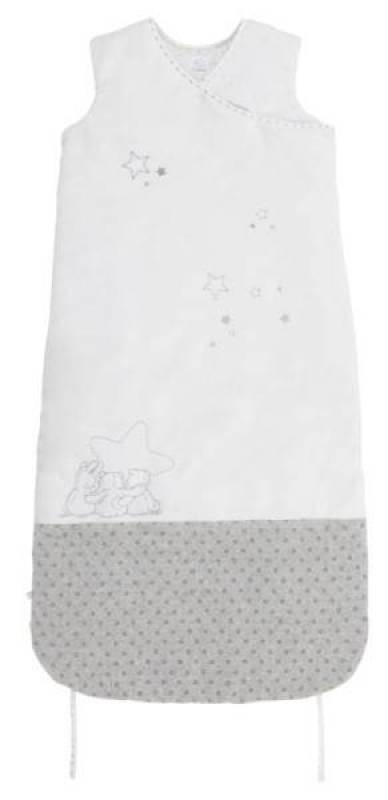 noukies gigoteuse blanche poudre d 39 etoiles tog2 9 90 110 cm. Black Bedroom Furniture Sets. Home Design Ideas