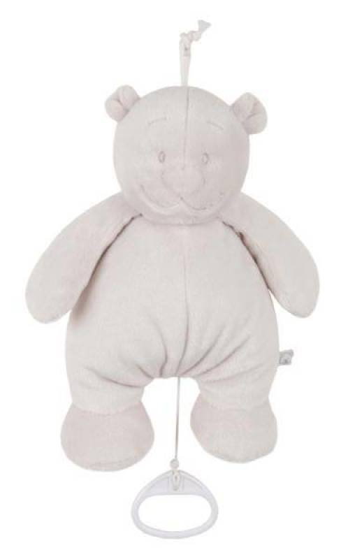 Noukies Peluche Musicale Ours Nouky Nougat Mix and Match - 20 cm