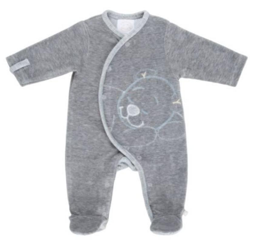 Noukies Pyjama Gris Nouky - Naissance
