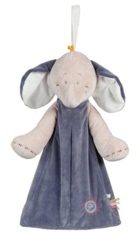 Noukies range pyjama el phant bao doudouplanet - Pyjama elephant ...