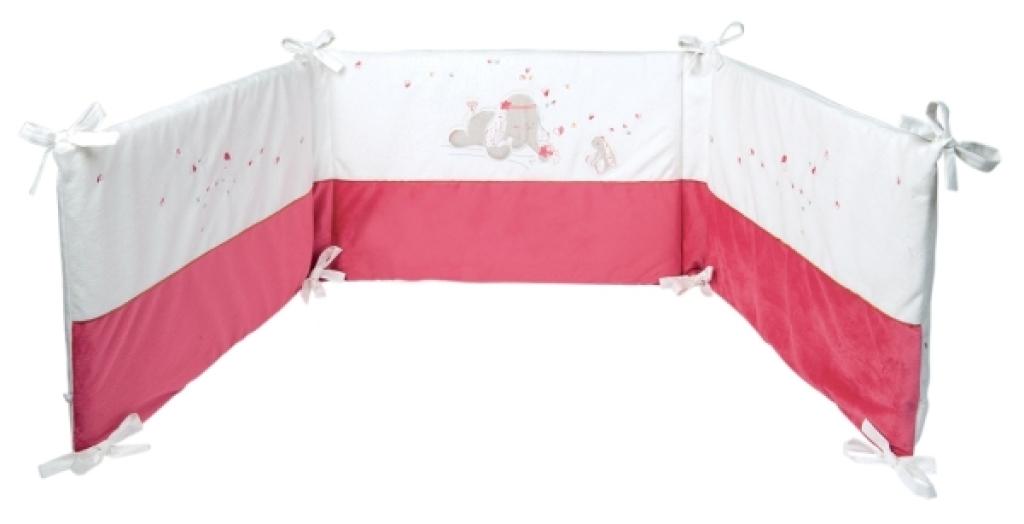 noukies tour de lit anna et pili doudouplanet. Black Bedroom Furniture Sets. Home Design Ideas
