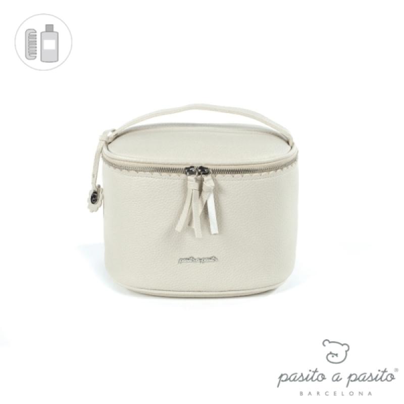 Vanity Biscuit Beige de chez Pasito A Pasito, collection Biscuit