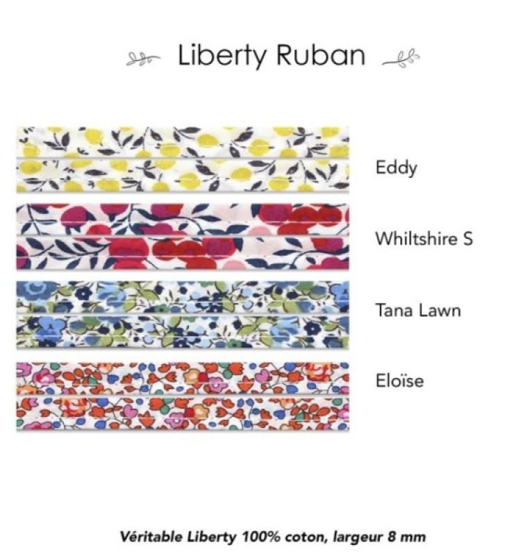 Petits Trésors Liberty Ruban Supplémentaires
