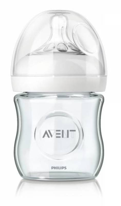 philips avent biberon natural en verre 120 ml. Black Bedroom Furniture Sets. Home Design Ideas