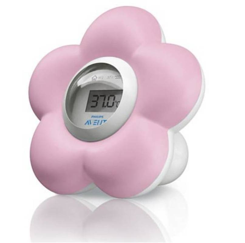 Philips Avent Thermomètre Numérique Bain et Chambre