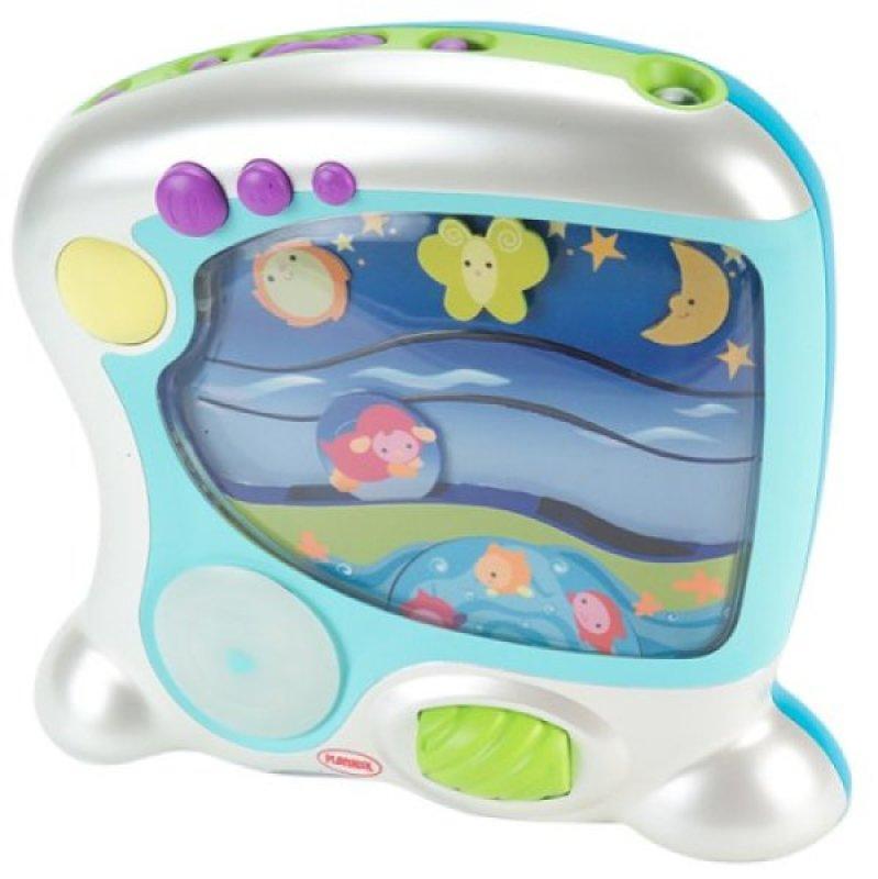 Ma Veilleuse Jour et Nuit + MP3 Unit de chez Playskool, collection 1er Age