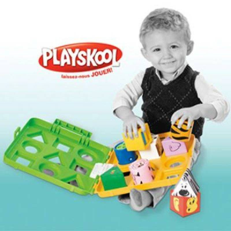 Playskool Party Cube