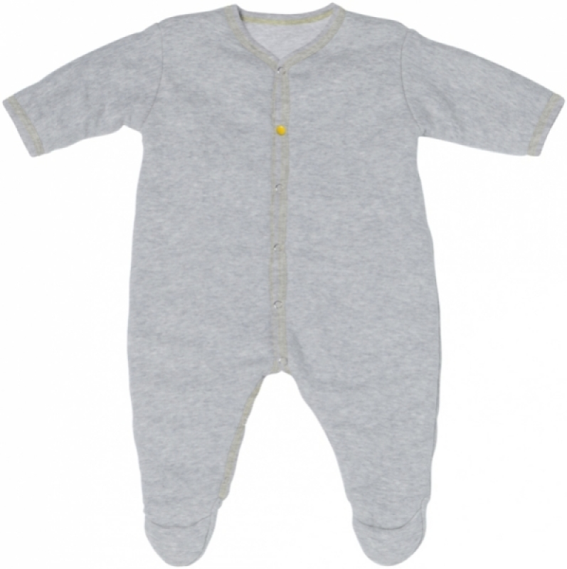 Red Castle Surpyjama Gris Jaune Soft and Casual - 6 Mois