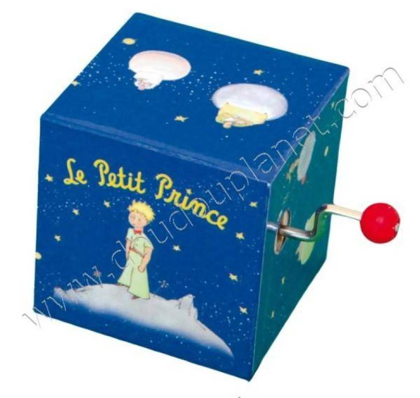 trousselier boite musique le petit prince. Black Bedroom Furniture Sets. Home Design Ideas