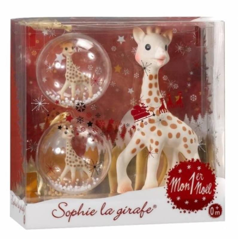 Vulli Coffret Mon Premier Noël Sophie la Girafe
