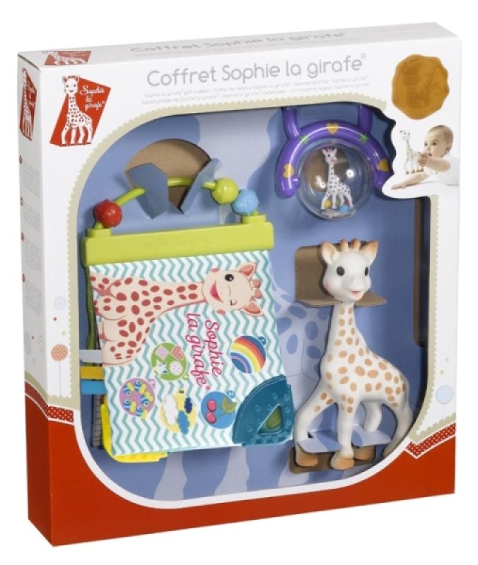 Vulli Coffret Naissance Sophie la Girafe