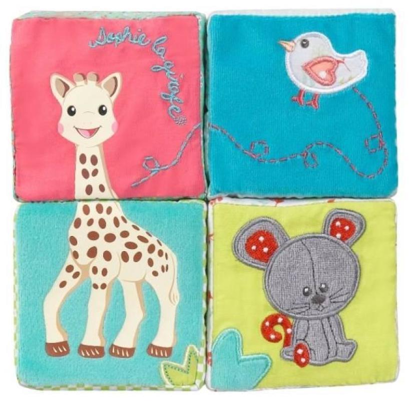 Vulli Cubes d'Eveil Sophie la Girafe