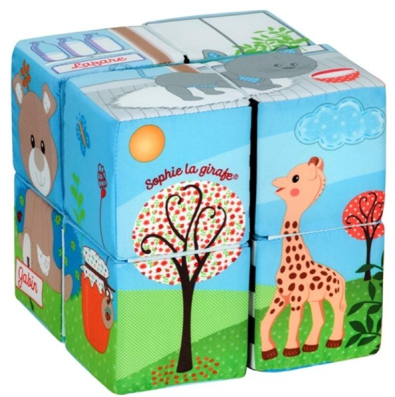 Vulli Magik'kub Sophie la girafe