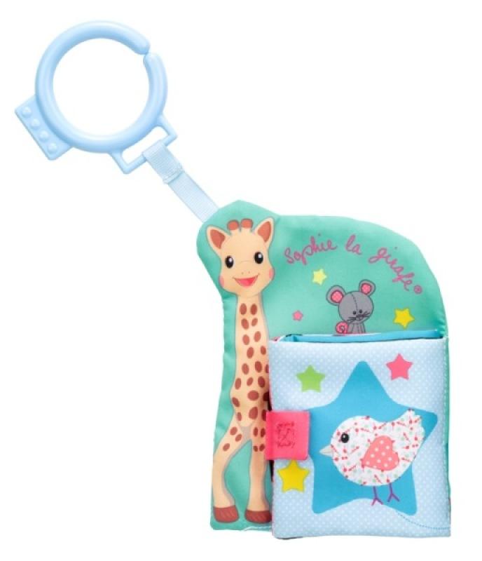 Vulli Mon Premier Livre Eveil Sophie la Girafe