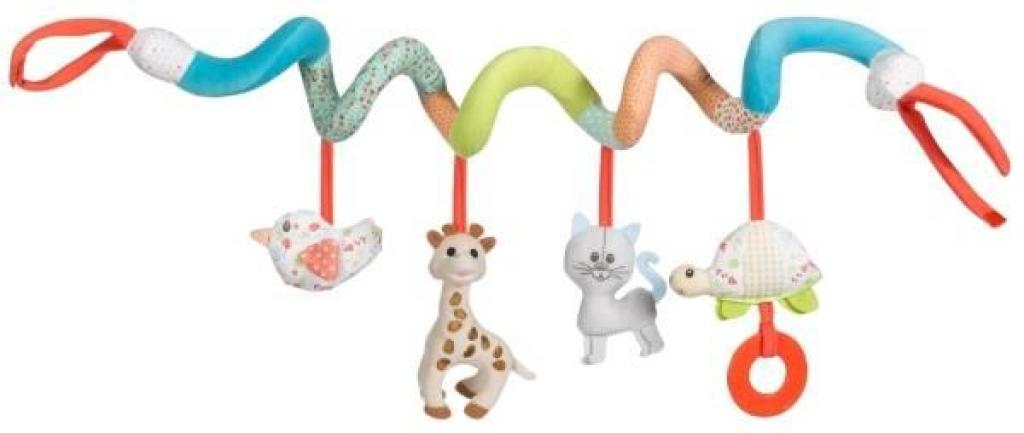 Vulli Spirale Activités Sophie la Girafe