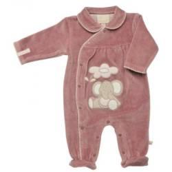 Achetez pyjama fille 0 24 mois de chez noukies en ligne - Pyjama elephant ...