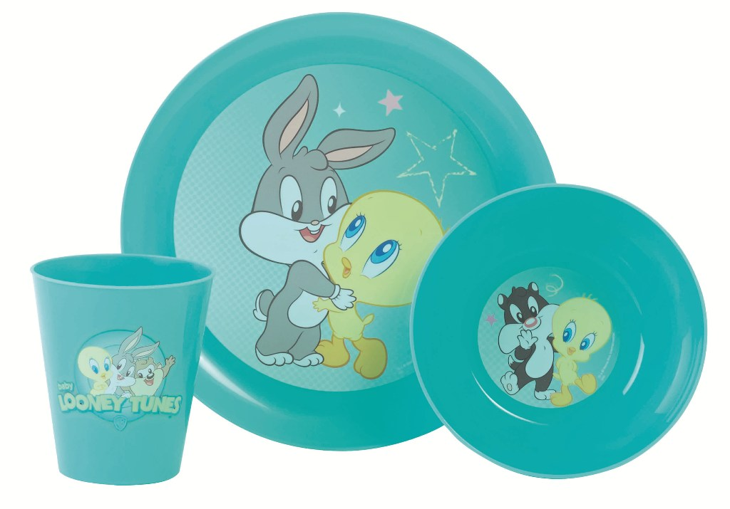 Party Set Baby Looney Tunes 30 pièces