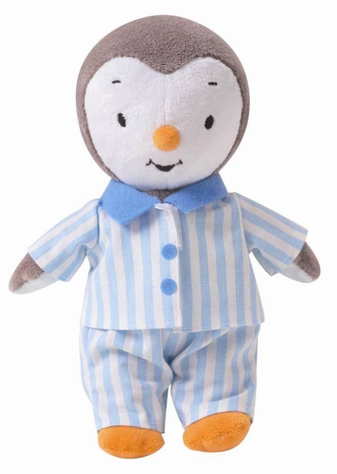 Coffret Tchoupi S'Habille - Pyjama et Imperméable