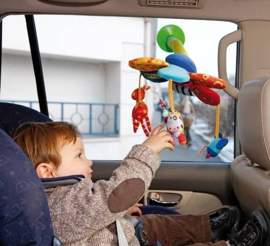 Jouet bebe ventouse voiture - Jouet pour occuper bebe voiture ...