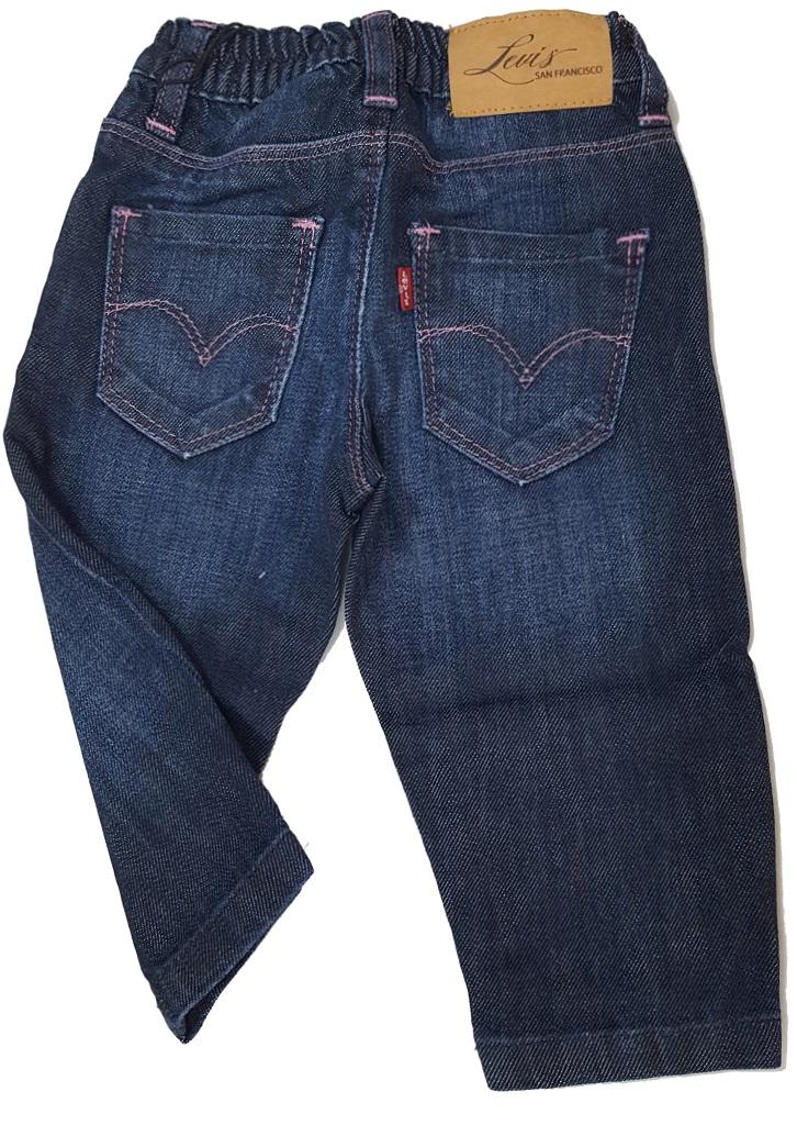 Pantalon Jeans Eden Fille 18 Mois