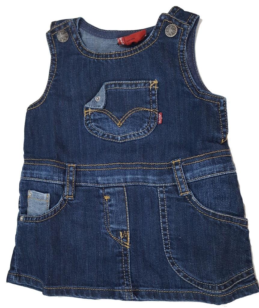 Robe Jeans Nevada - 6 mois